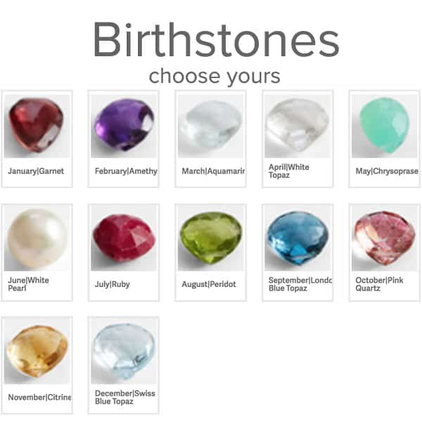 birthstone images