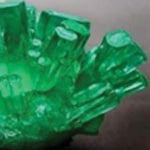 Rough emerald Stone