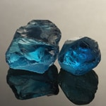 Rough London Topaz Stones